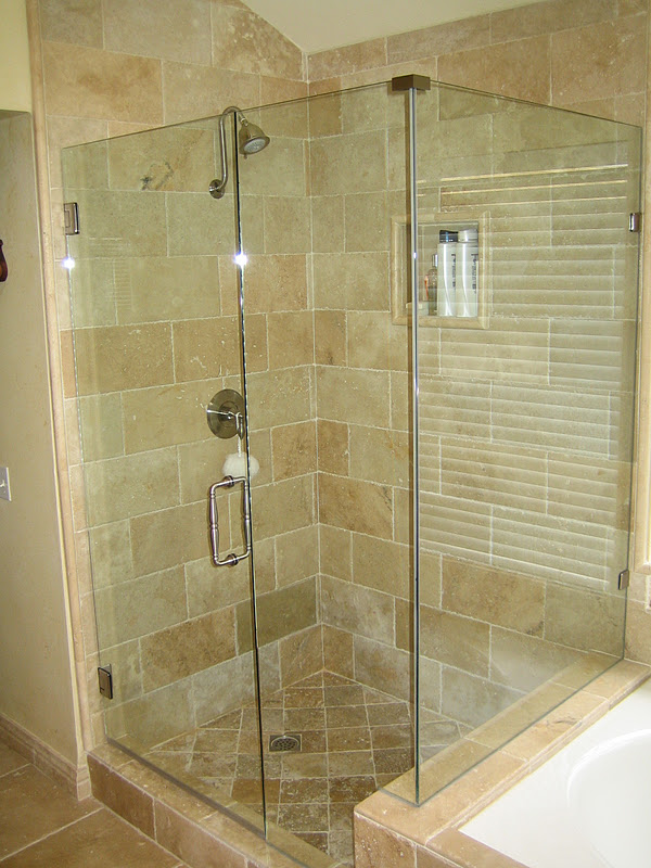 Frameless Shower Doors Austin TX Ace Discount GlassAce Discount - Bathroom glass door repair