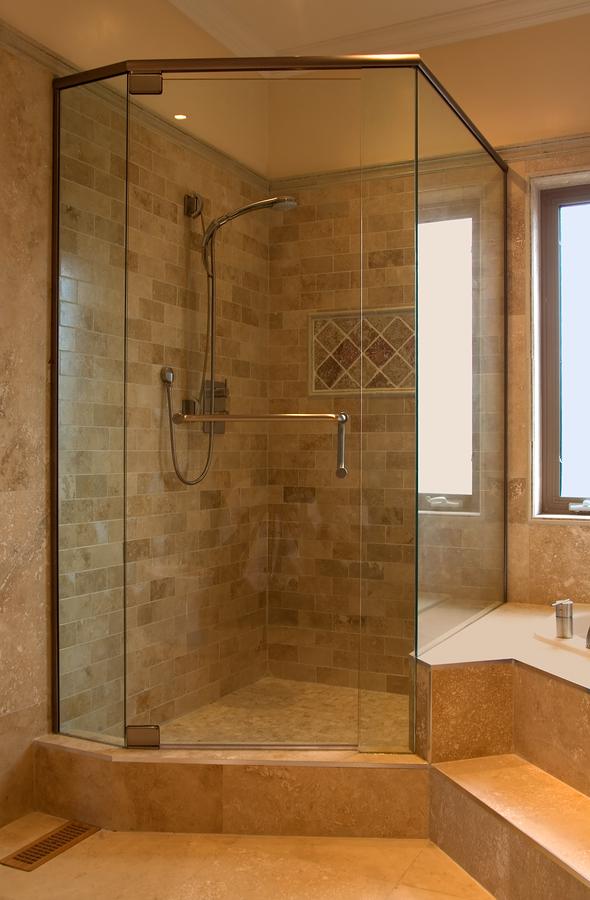 Frameless Shower Doors Austin TX | Ace Discount GlassAce Discount ...
