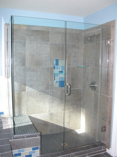 frameless glass shower doors pictures 2